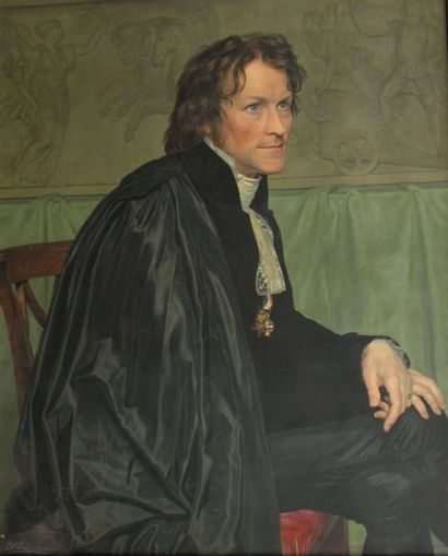 D'après Christoffer Wilhelm ECKERSBERG (1783-1853)