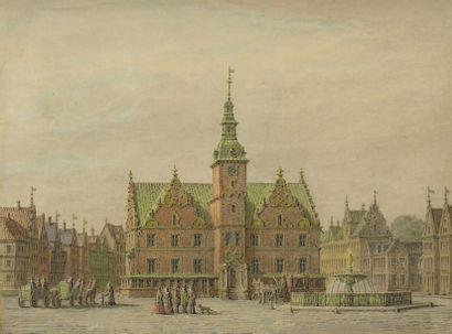 Ecole Danoise du XIXème siècle