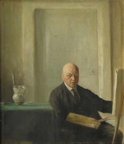 Carl HOLSOE (1863-1935)