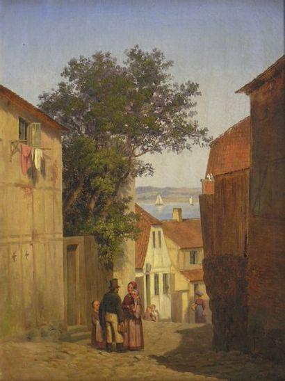 JUUEL Andreas (1816-1868)