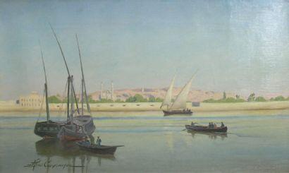 A. Riis CARSTENSEN (1844-1906)