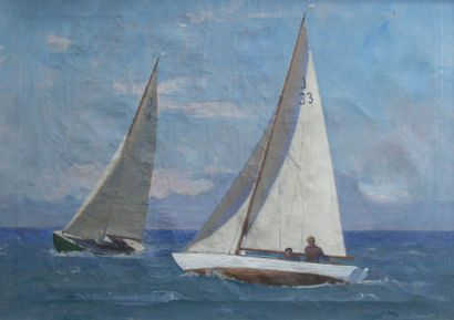 Sigurd KIELLAND-BRANDT (1886-1964)