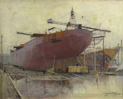 Viktor QUISTORFF (1882-1953)