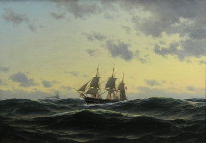 Carl BAAGØE (1829-1902)
