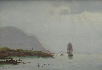Alfred OLSEN (l854-1932)