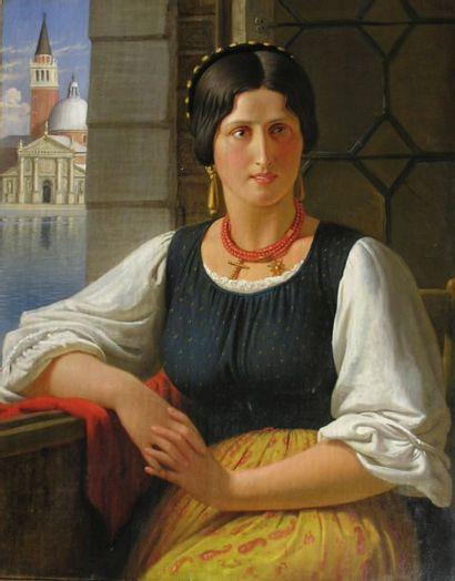 Ditlev C. BLUNC (1798-1854)