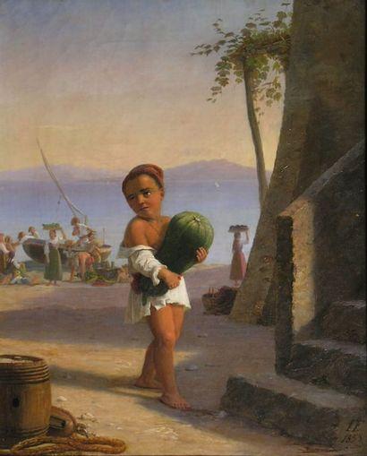 Julius FRIEDLÄNDER (1810-1861)