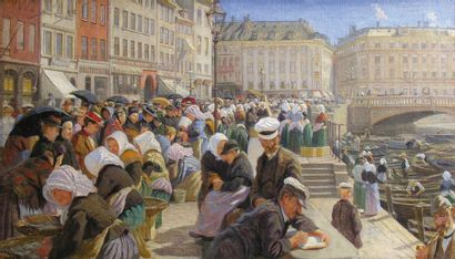 Ole PEDERSEN (1856-l898)