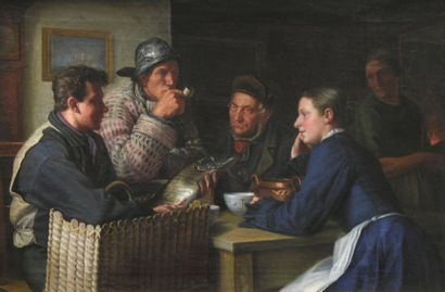 Hans KOEFOED (1849-1921)