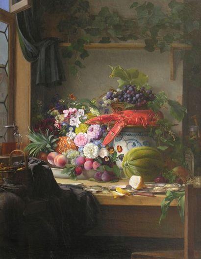 Carl Vilhem BALSGAARD (Copenhague 1812-1893)