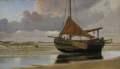 Christian BLACHE (1838-1920)
