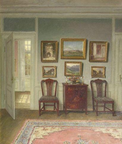 William HENRIKSEN (1880-l964)