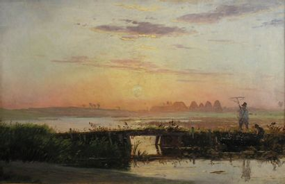 John Didrik FRISCH (1835-1867)