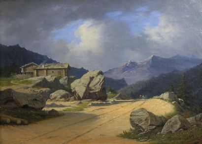 Georg Emil LIBERT (1820-1908)