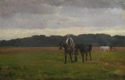 Frants HENNINGSEN (1850-1908)