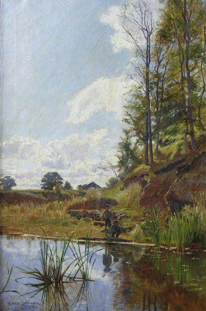 Viggo LANGER (1860-l942)