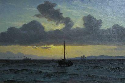Christian Benjamin OLSEN (1873-1935)