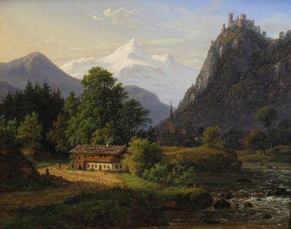 Frederik Christian KIÆRSKOU (1805-1891)