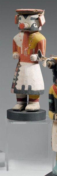 KACHINA tumoala ou devil's claw kachina Hopi,...