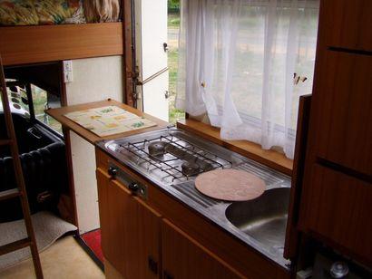 CITROËN DS 21 IE Camping-car Bindet 1970 Pièce unique! Hallucinant camping-car réalisé...