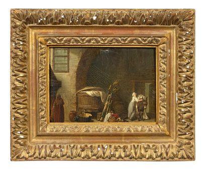 Marie-Marc Antoine BILCOCQ (Paris1755 - 1838)