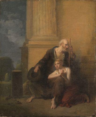 Attribué à Jacques Antoine VALLIN (vers 1760 - après 1831)