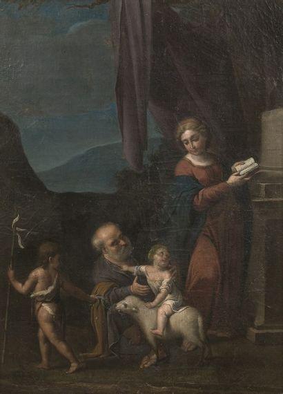 Ecole Romaine vers 1700