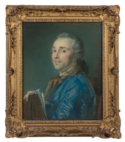 Jean-Baptiste PERRONNEAU (Paris ca. 1715 -  Amsterdam 1783)