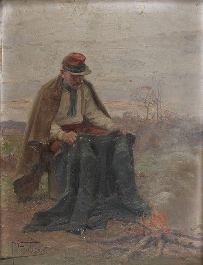 Paul Louis Narcisse GROLLERON (1848-1901)