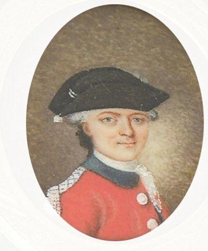 ECOLE FRANÇAISE vers 1760