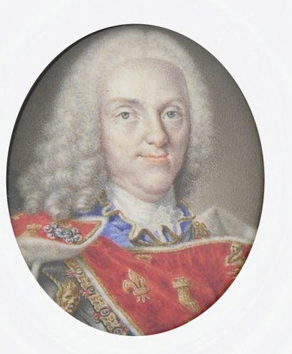 ECOLE FRANÇAISE, vers 1760