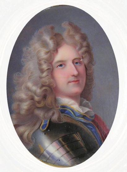 ECOLE ANGLAISE, vers 1700