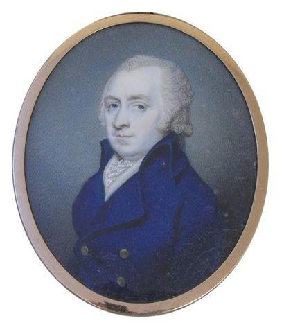 ECOLE ANGLAISE, vers 1800