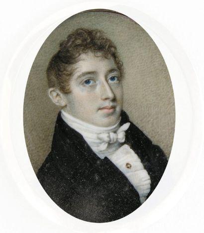ECOLE ANGLAISE vers 1820