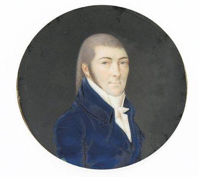 ECOLE FRANÇAISE VERS 1805