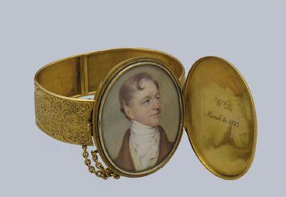 ECOLE ANGLAISE, 1822