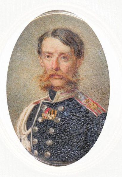 ECOLE ALLEMANDE, vers 1860