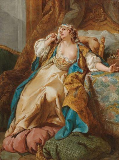 Attribue a Jean-Francois de TROY (1679-1752)