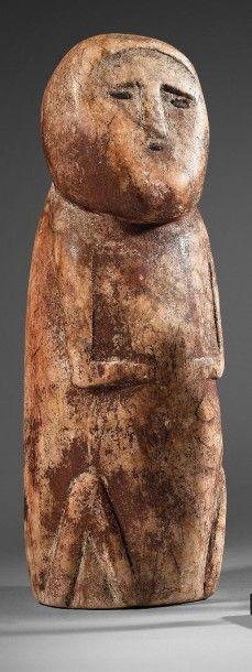 IDOLE DEBOUT Anasazi, civilisation préhispanique...