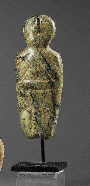 Petite IDOLE Anasazi, civilisation préhispanique...