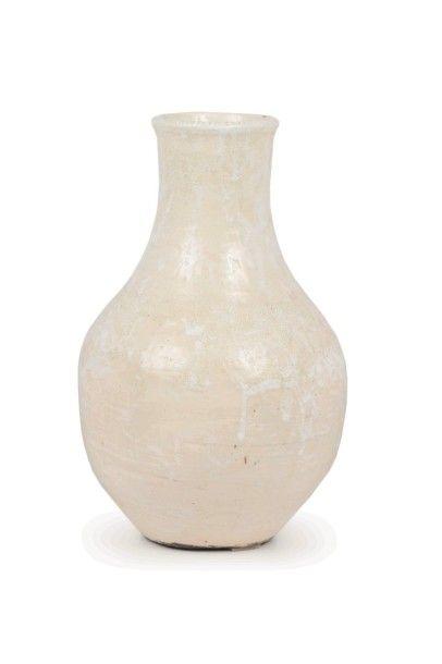 Jacques LENOBLE (1902-1967)  Vase de forme...