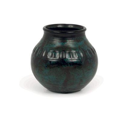 Emile DECOEUR (1876-1953)  Vase de forme...