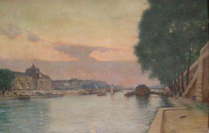 Marie Joseph IWILL (1850-1923)  Paris le...