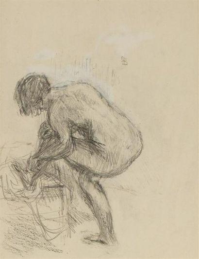 Pierre BONNARD (1867-1947)Etude pour le grand...