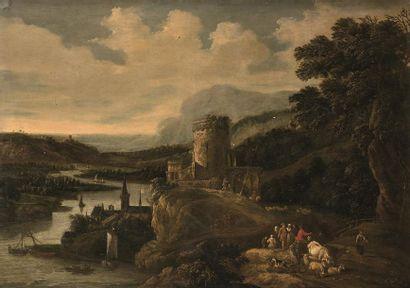 Gerrit van BATTEM (vers 1636- 1684) Retour...