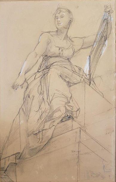 Paul BAUDRY (La Roche sur Yon 1828 Paris...