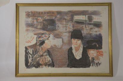 Pierre BONNARD (1867-1947)Place de Clichy,...
