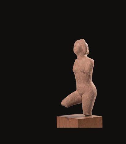 Aristide MAILLOL (1861-1944) Etude pour baigneuse...