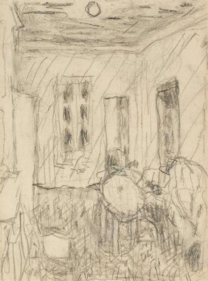 Pierre BONNARD (1867-1947)Intérieur du petit...