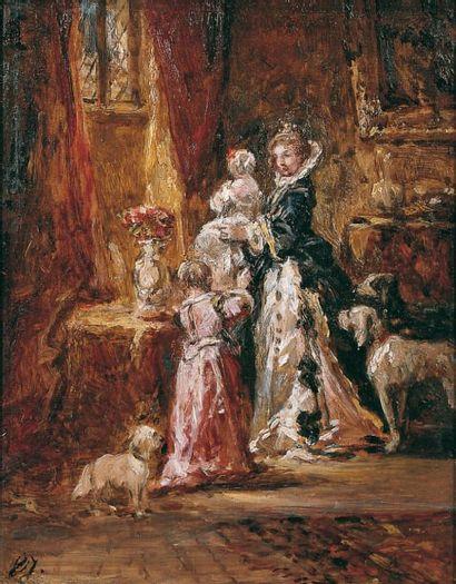 Eugène ISABEY - 1803-1886